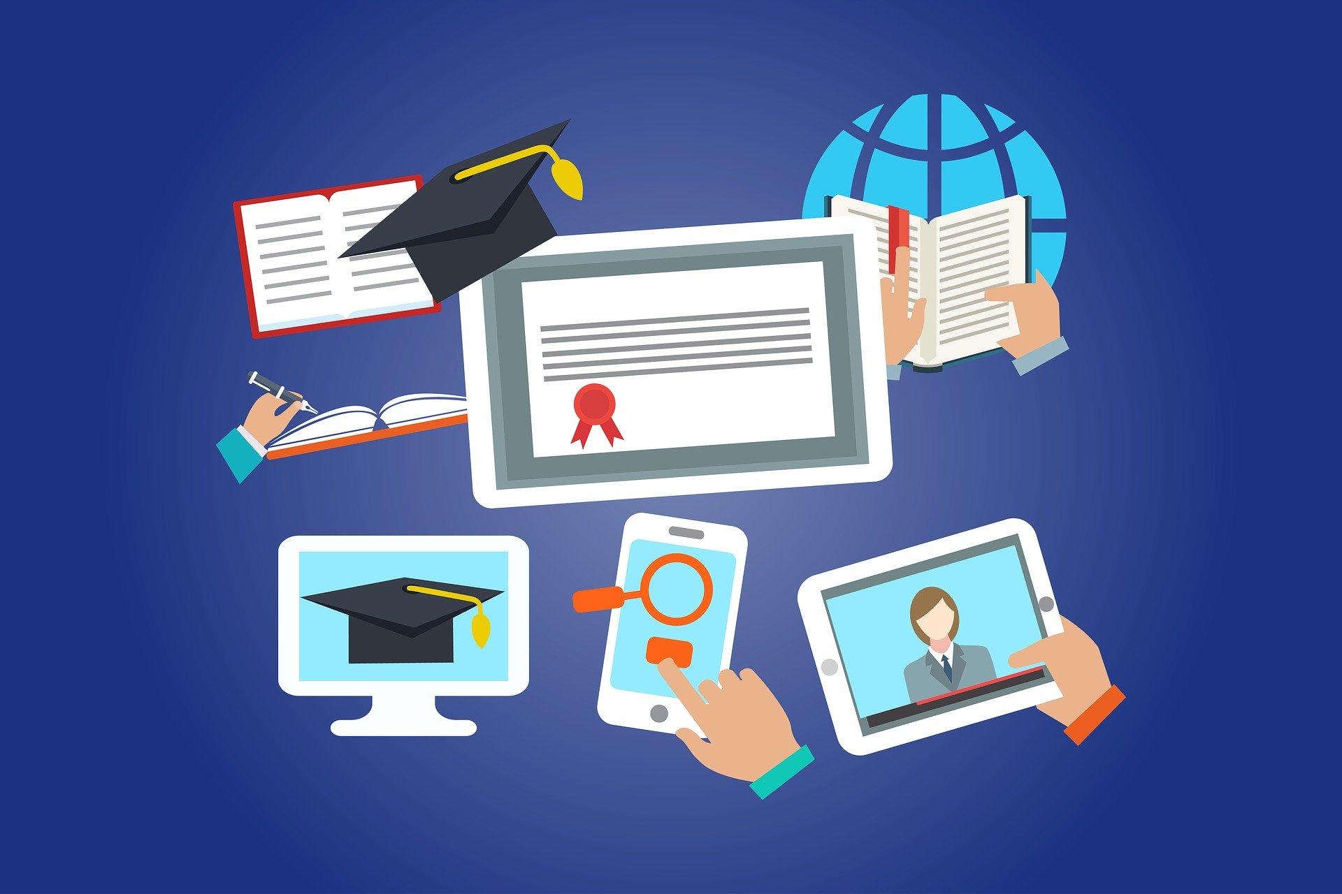 Medienkompetenz in der Bildung: Lebenslanges Lernen